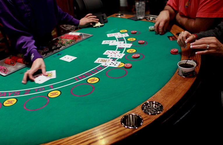 Guide to Basic Card Counting in Blackjack